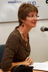 Sra. Jung | Agregada cultural, Embajada de Alemania