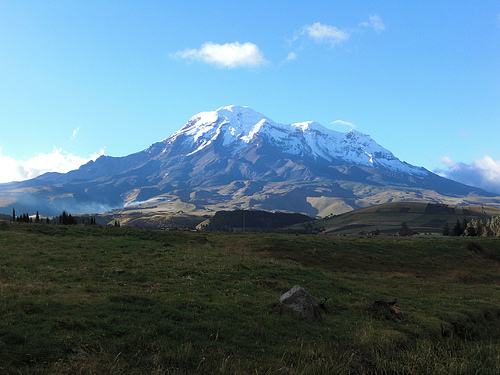 Nevado Chimborazo