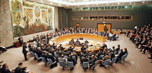 Uno-Sicherheitsrat: Schwieriges Ringen ums Klima | spiegel.de | REUTERS