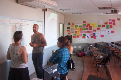 UIV 2012 | Clases