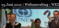 Weltumwelttag 2012
