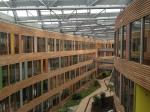 Interior of a building