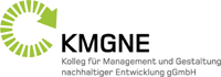KMGNE   Kolleg für Management und Gestaltung nachhaltiger Entwicklung