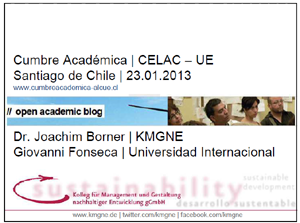 Slides | Cumbre Académica CELAC-UE | 2013-01-23 engl.