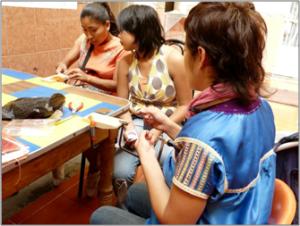Fertigung von Accessoires für Umiwi