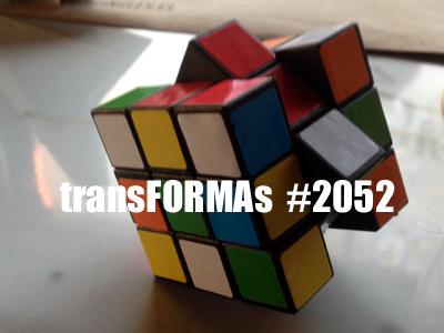 transFORMAs Cube