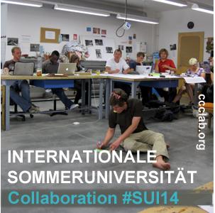 Internationale Sommeruniversität #SUI14
