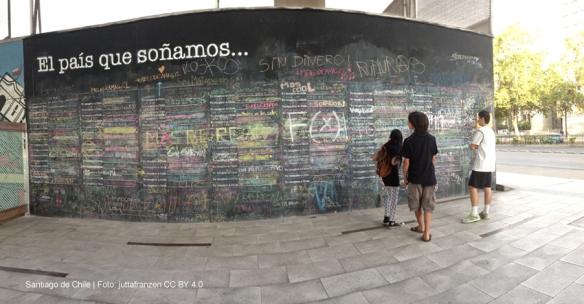 Open Wall Santiago de Chile 2014   Foto: juttafranzen CC BY 4.0