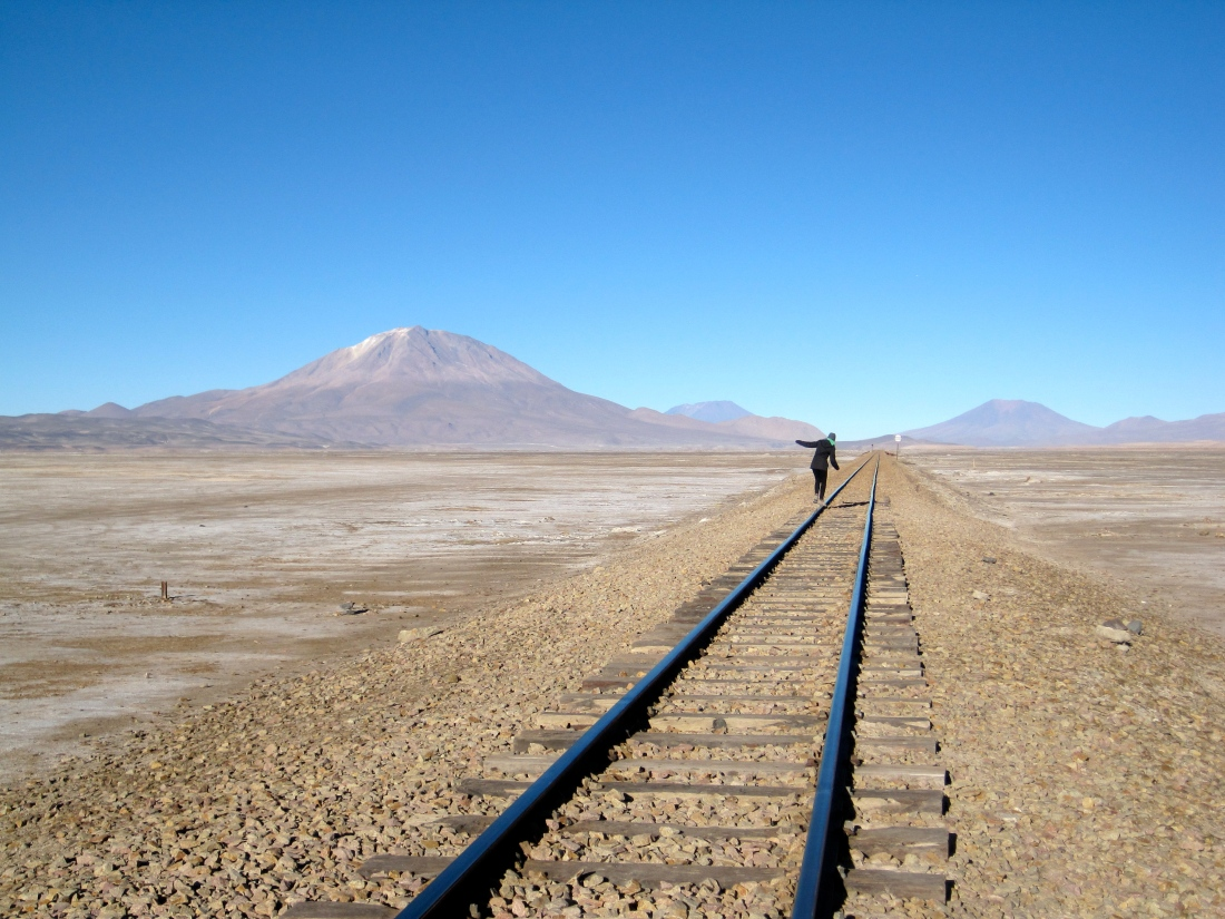 Bolivia-Chile 2014
